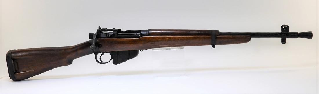 WWII English Lee Enfield No5 Mk I Jungle Carbine - 2