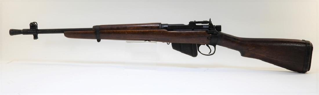 WWII English Lee Enfield No5 Mk I Jungle Carbine - 4