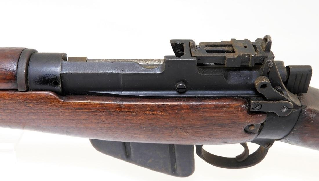 WWII English Lee Enfield No5 Mk I Jungle Carbine - 5