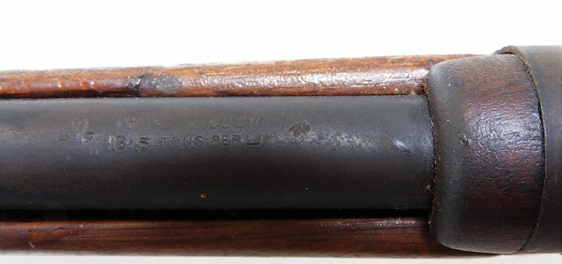 WWII English Lee Enfield No5 Mk I Jungle Carbine - 8