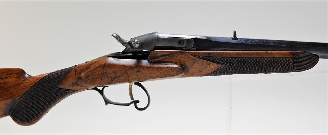 Belgium Single Shot Rifle