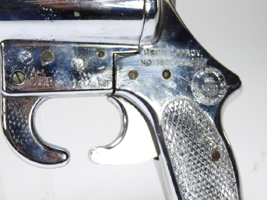 WWII Period Flare Gun Model B by Kilgore Inc - 2