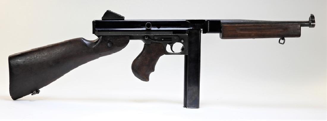 Thompson Submachine Gun Model M1A1 Display SMG - 2