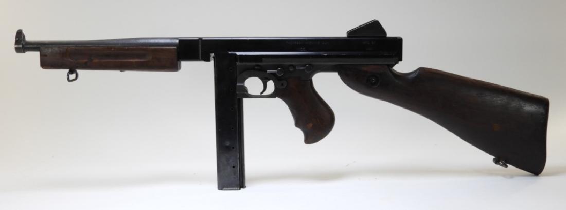Thompson Submachine Gun Model M1A1 Display SMG - 3