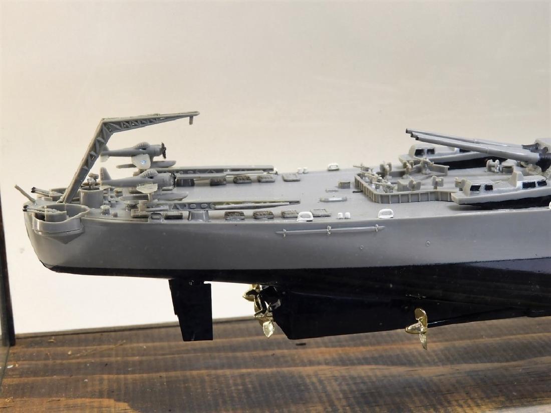 Plastic Ship Model of the USS Missouri - 4