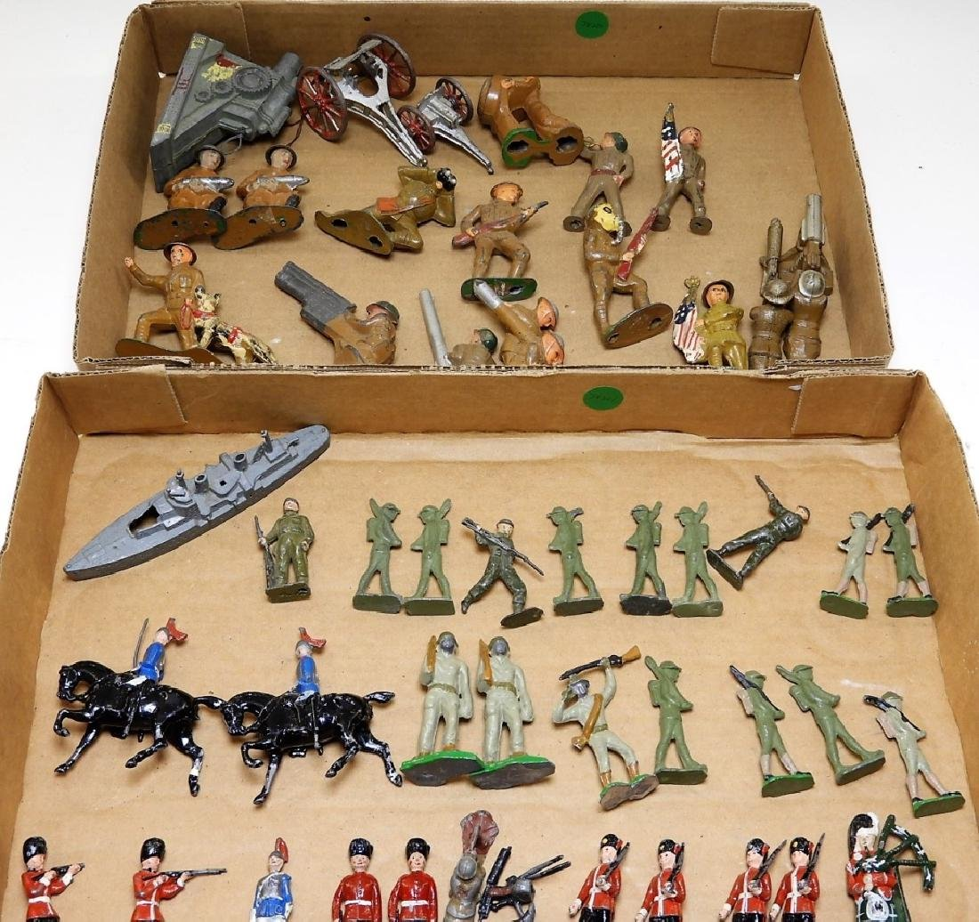 Lead Soldier Collection WWI/ WW2
