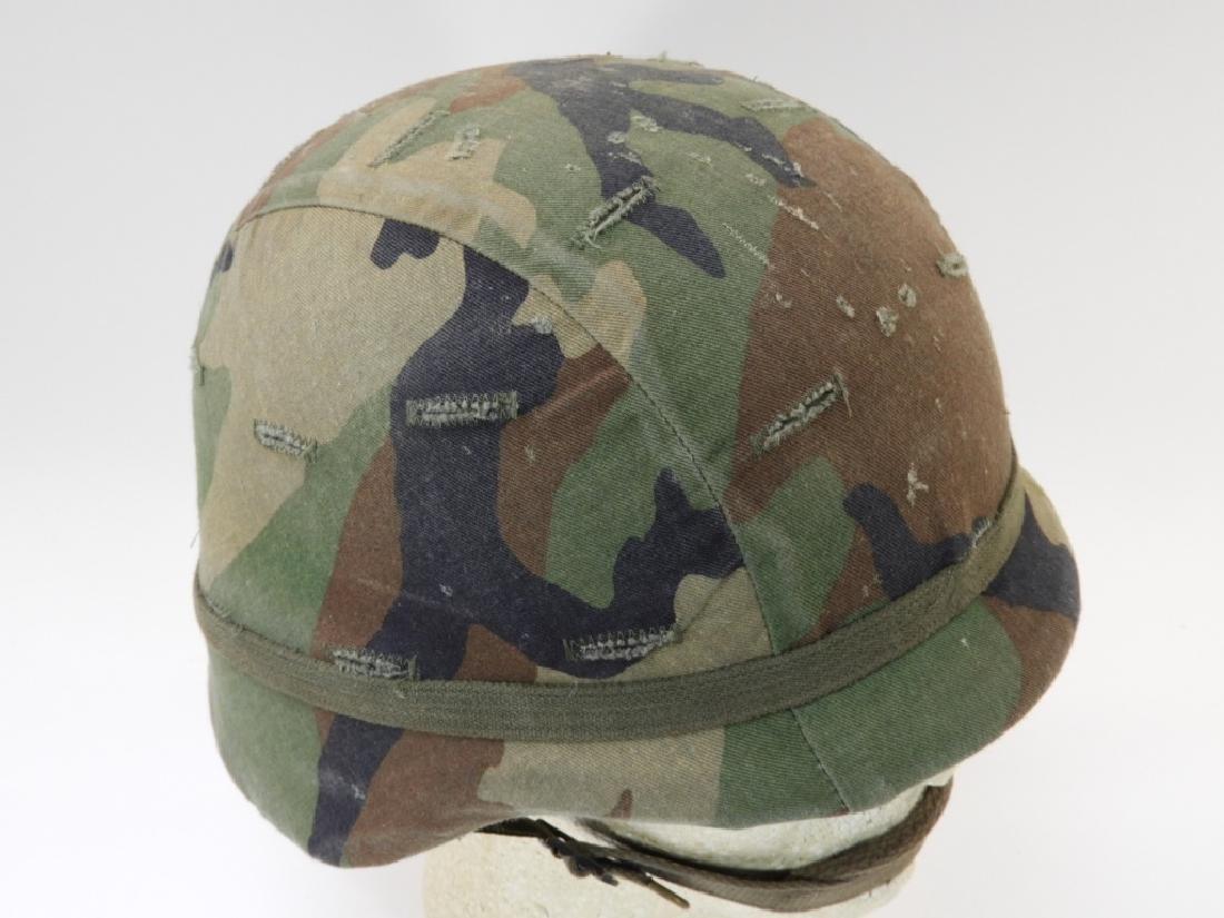 Desert Storm War Period Kevlar Paratroopers Helmet - 2