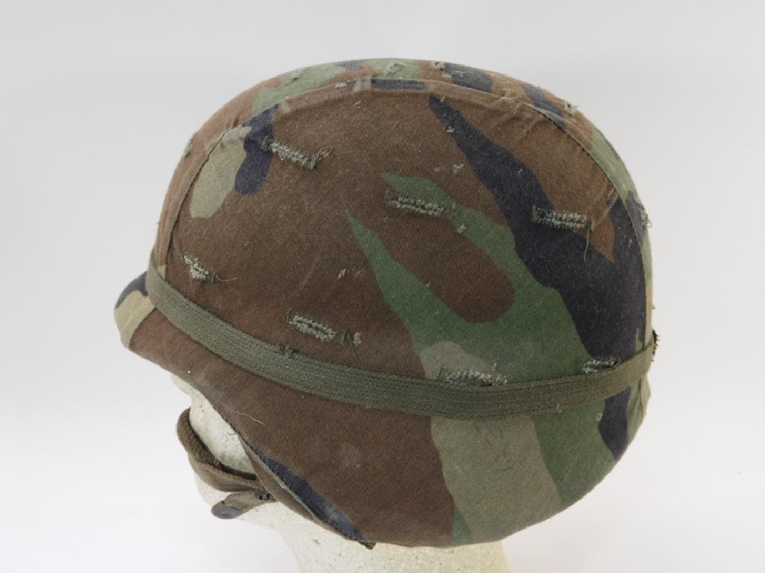 Desert Storm War Period Kevlar Paratroopers Helmet - 3
