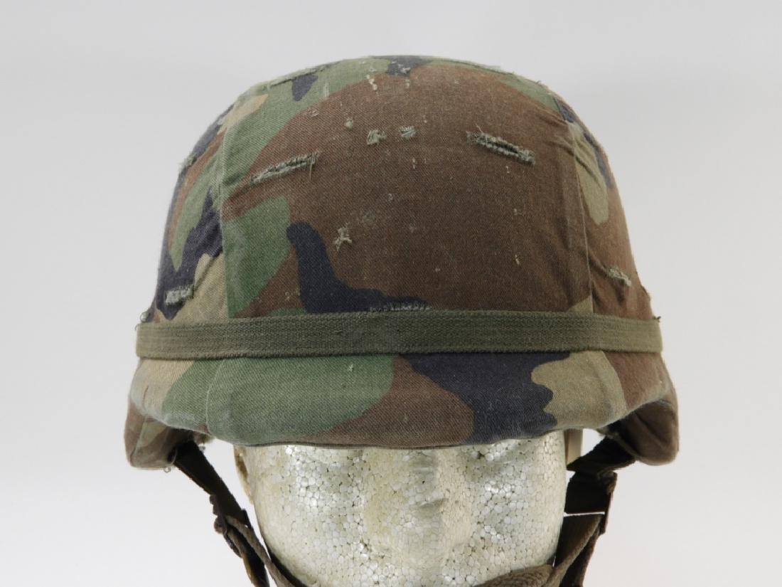 Desert Storm War Period Kevlar Paratroopers Helmet - 4