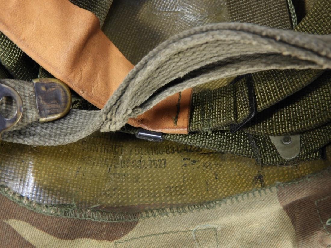 Desert Storm War Period Kevlar Paratroopers Helmet - 5