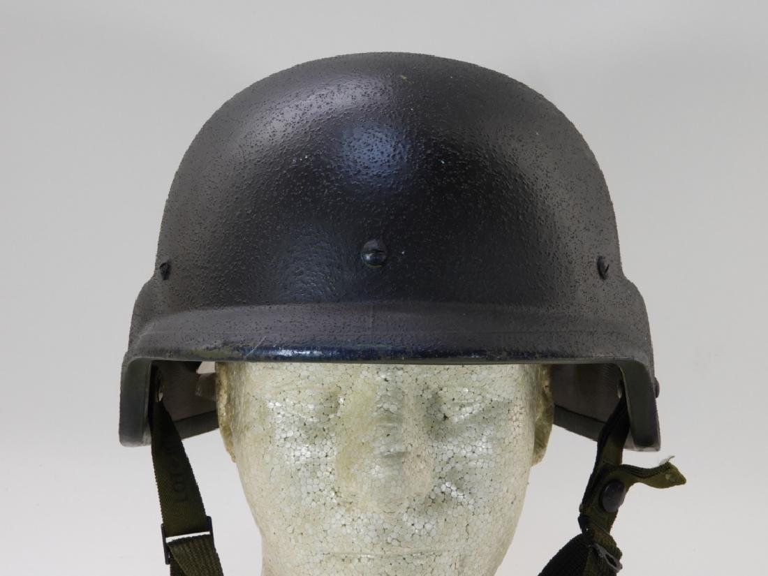 Desert Storm War Period Kevlar PASGT Helmet - 3