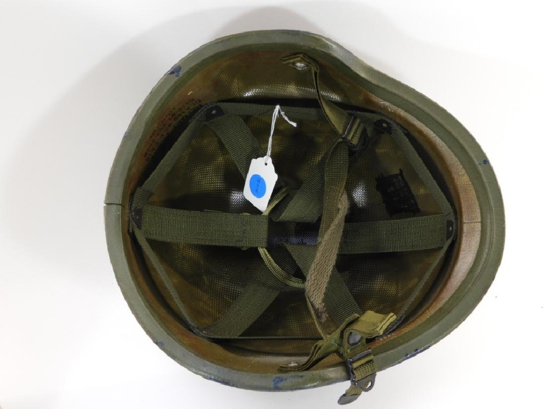 Desert Storm War Period Kevlar PASGT Helmet - 5