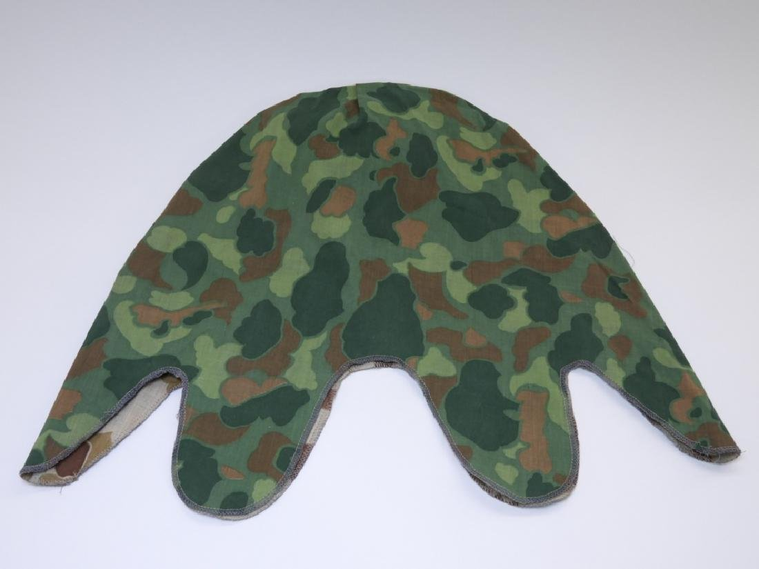 WWII - Korean War Period Helmet Camouflage Covers - 10