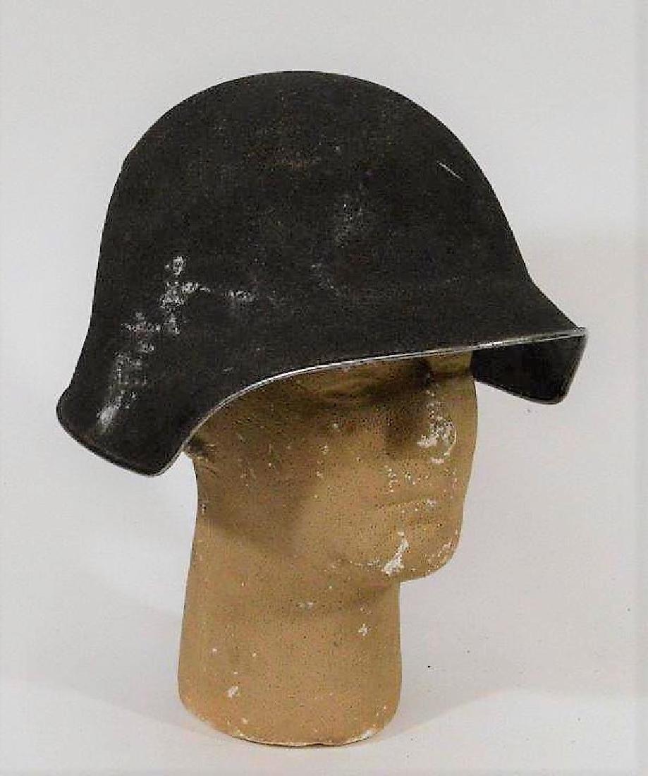 WWII Period Swiss M18 Steel Helmet