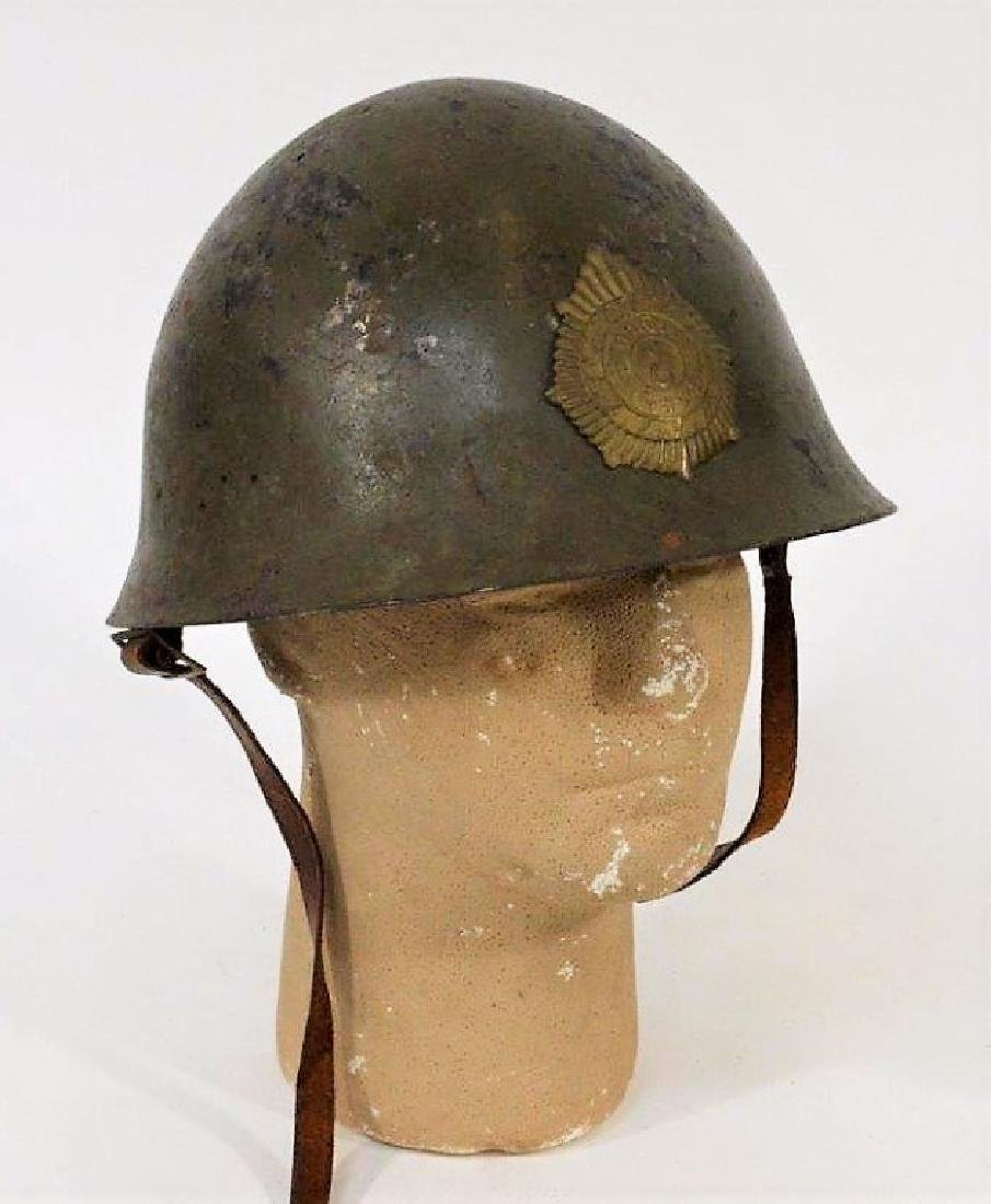 WWII Japanese Type 90 Thailand Forces Helmet
