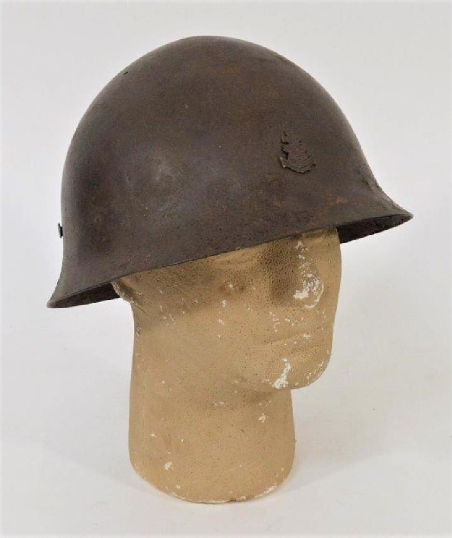 WWII Japanese Navy Type 90 / M30-32 Combat Helmet