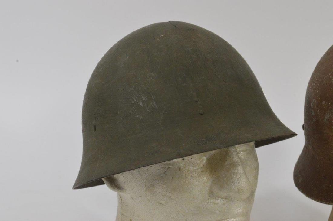 WWII Japanese Army Helmets (2) - 4