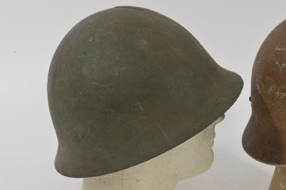 WWII Japanese Army Helmets (2) - 5