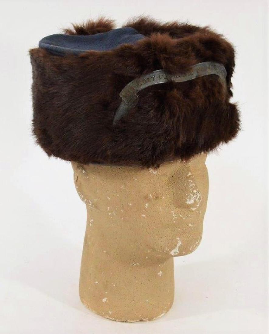WWI Prussian Busby Leib Husaren Fur Hat