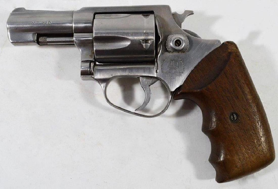 Security Industries of America 357 Magnum Revolver