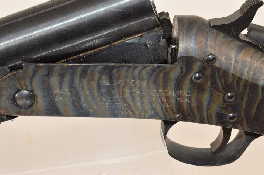 Harrington & Richardson Model 088 12GA Shotgun - 9