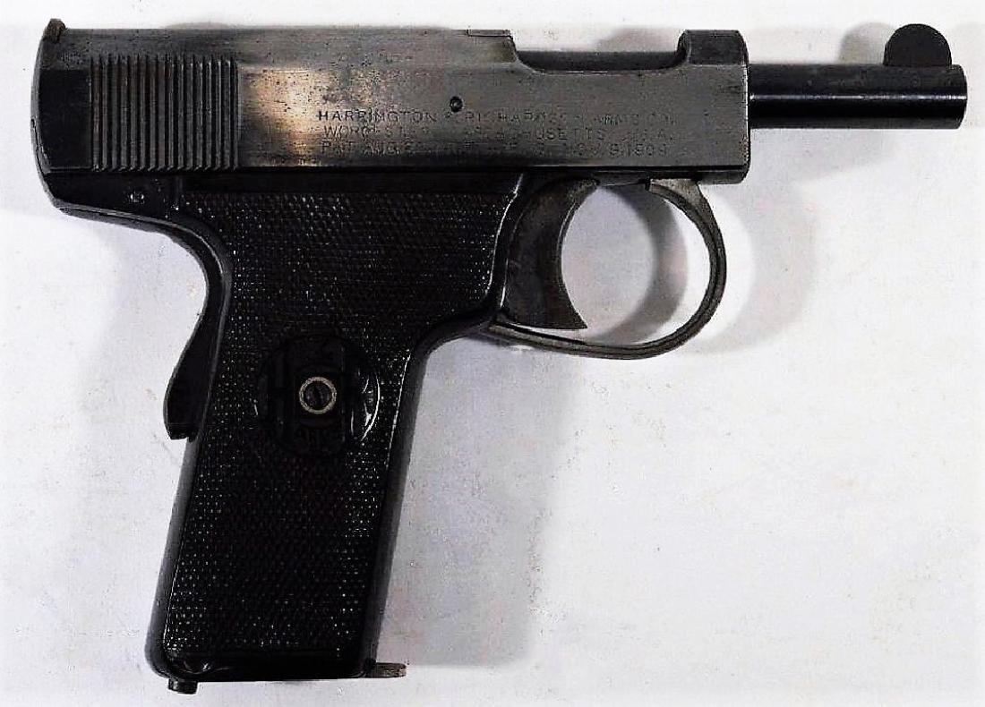 Harrington & Richards Self Loading 32 Cal Pistol