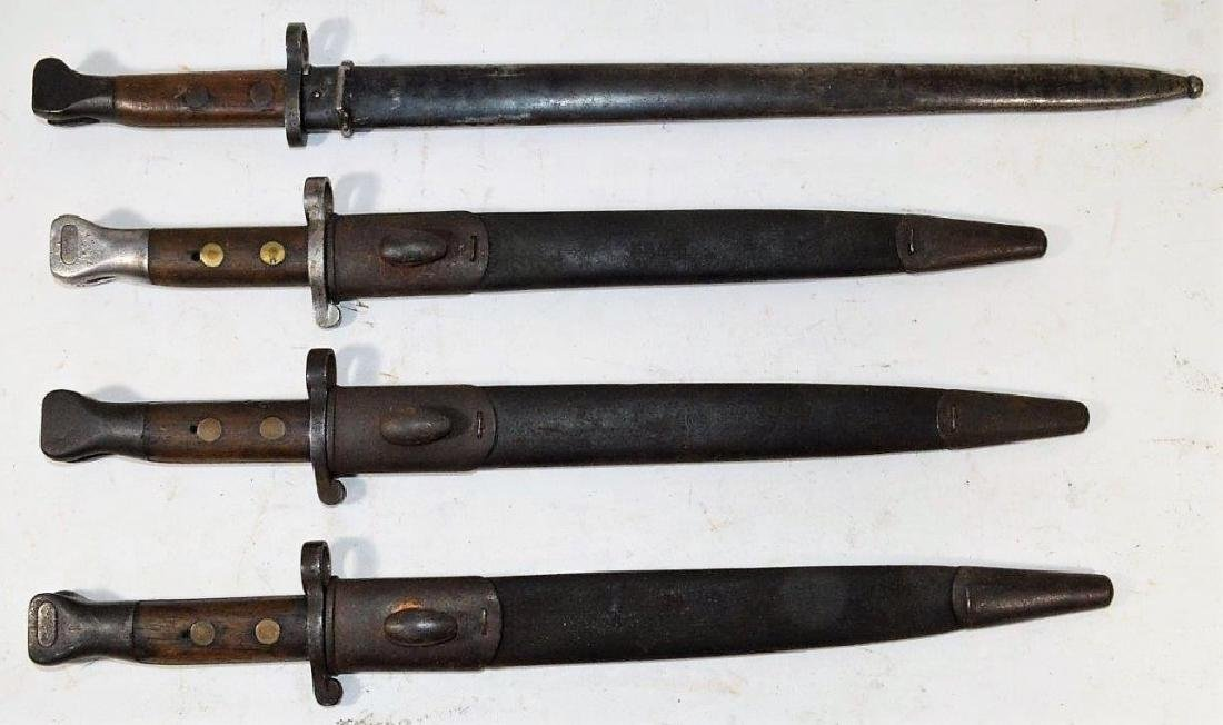 WWI and Earlier Lee Enfield P1888 Bayonets (4)