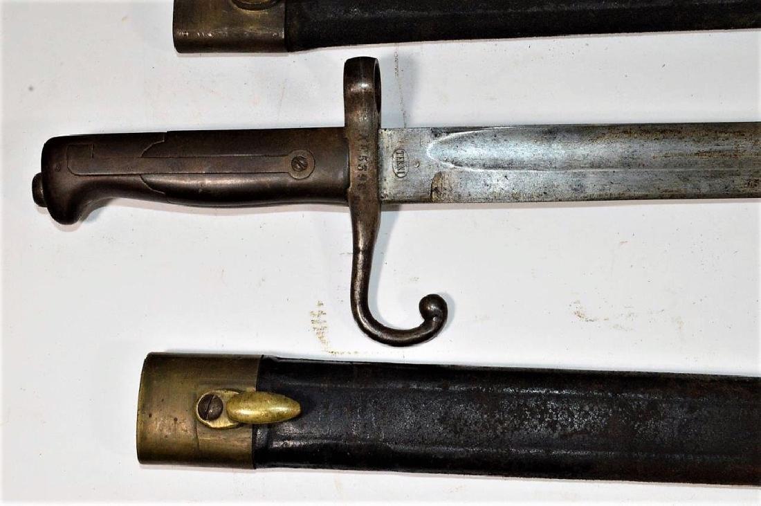 Italian M1871 Vettereli Bayonets by Verni - 2