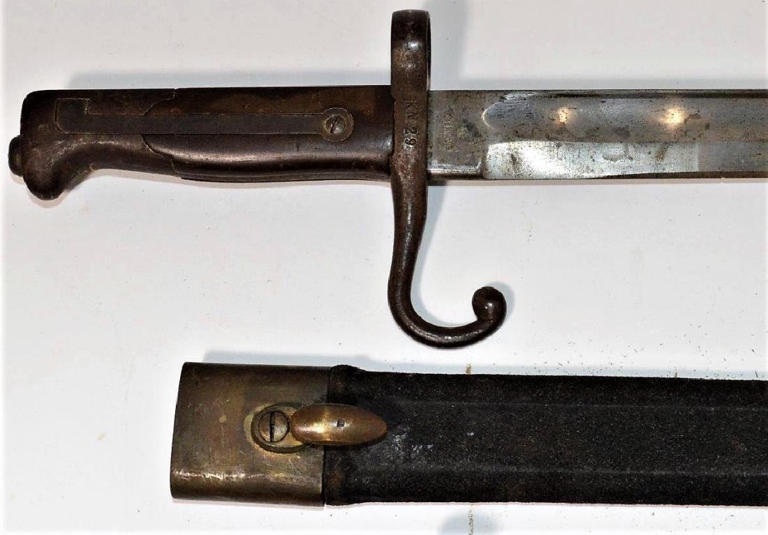 Italian M1871 Vettereli Bayonets by Verni - 3
