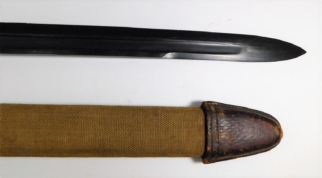 WWI Springfield Armory Bayonet Dated 1918 - 4