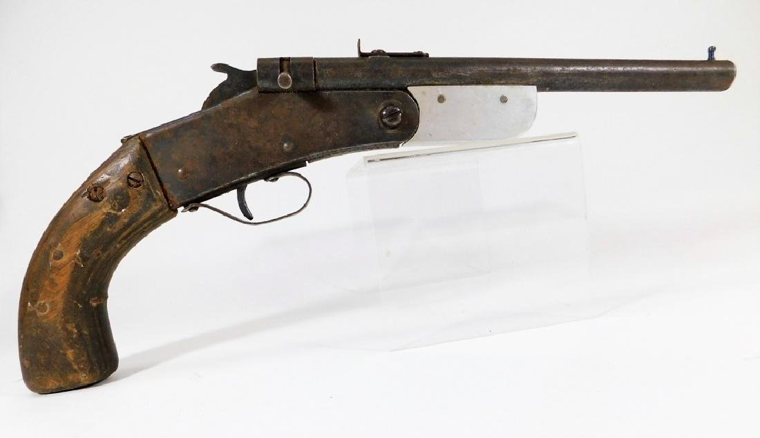 Hamilton Rifle Co. No. 27 Boot-leggers Pistol