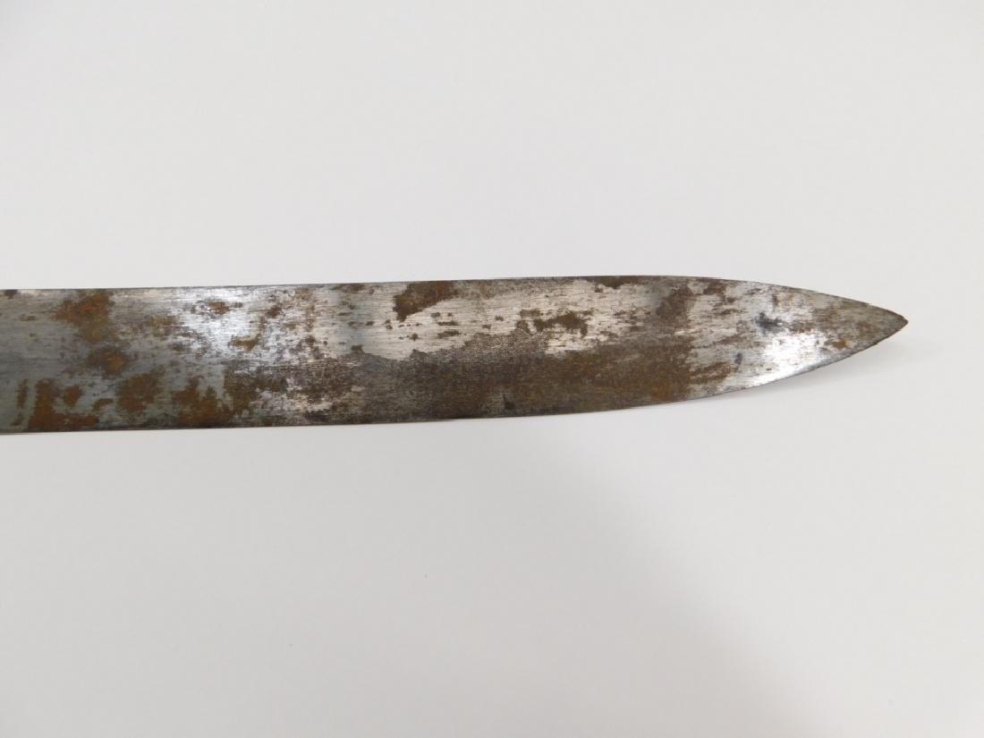 English Sappers & Miners Pat 1841 Socket Bayonet - 3