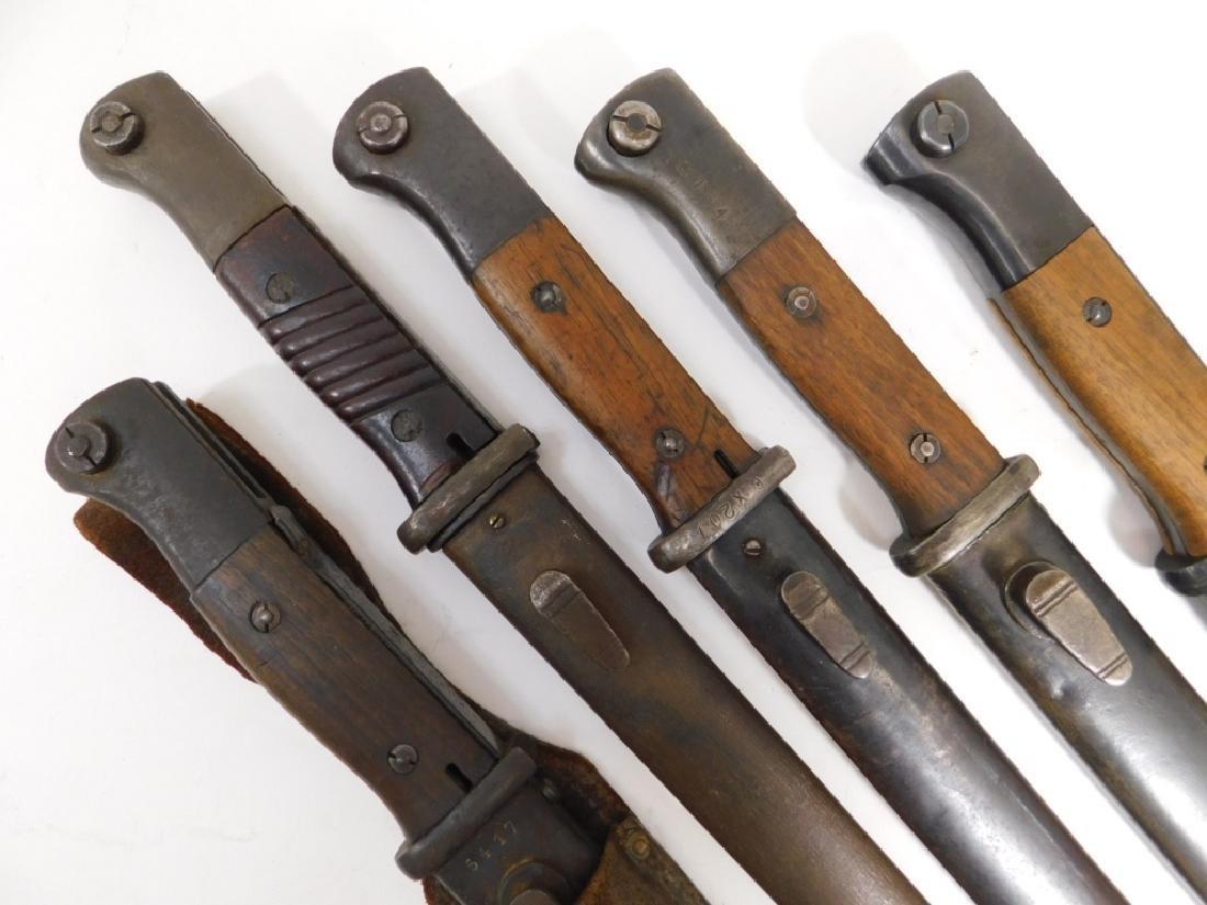 WWII German K-98 Bayonets (5)