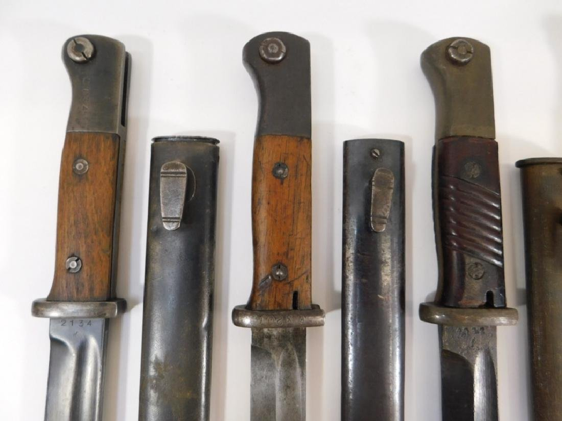 WWII German K-98 Bayonets (5) - 3