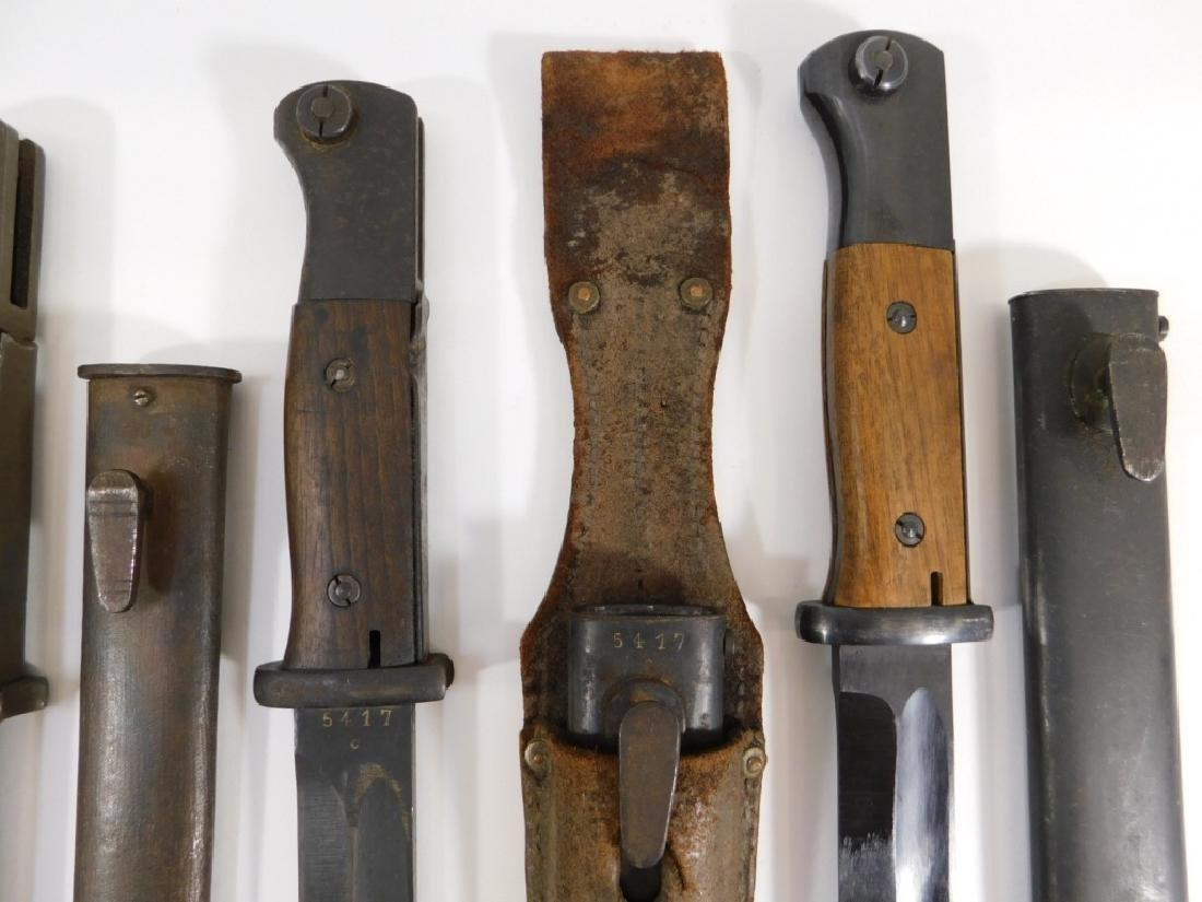WWII German K-98 Bayonets (5) - 5