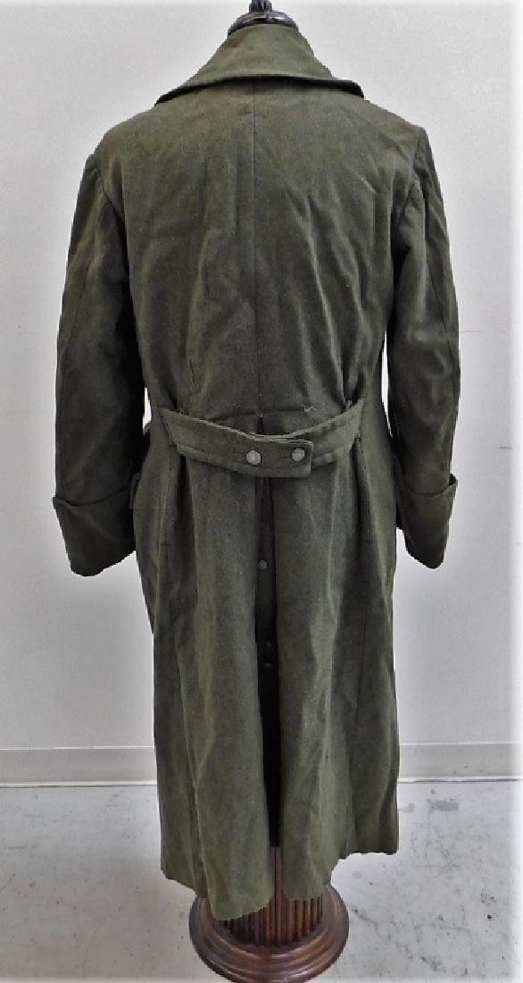 WWII German Army M40 Overcoat - 6