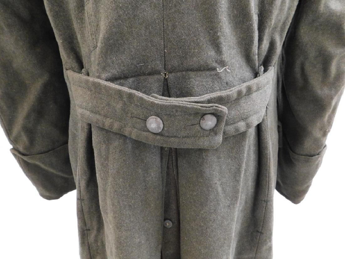 WWII German Army M40 Overcoat - 7