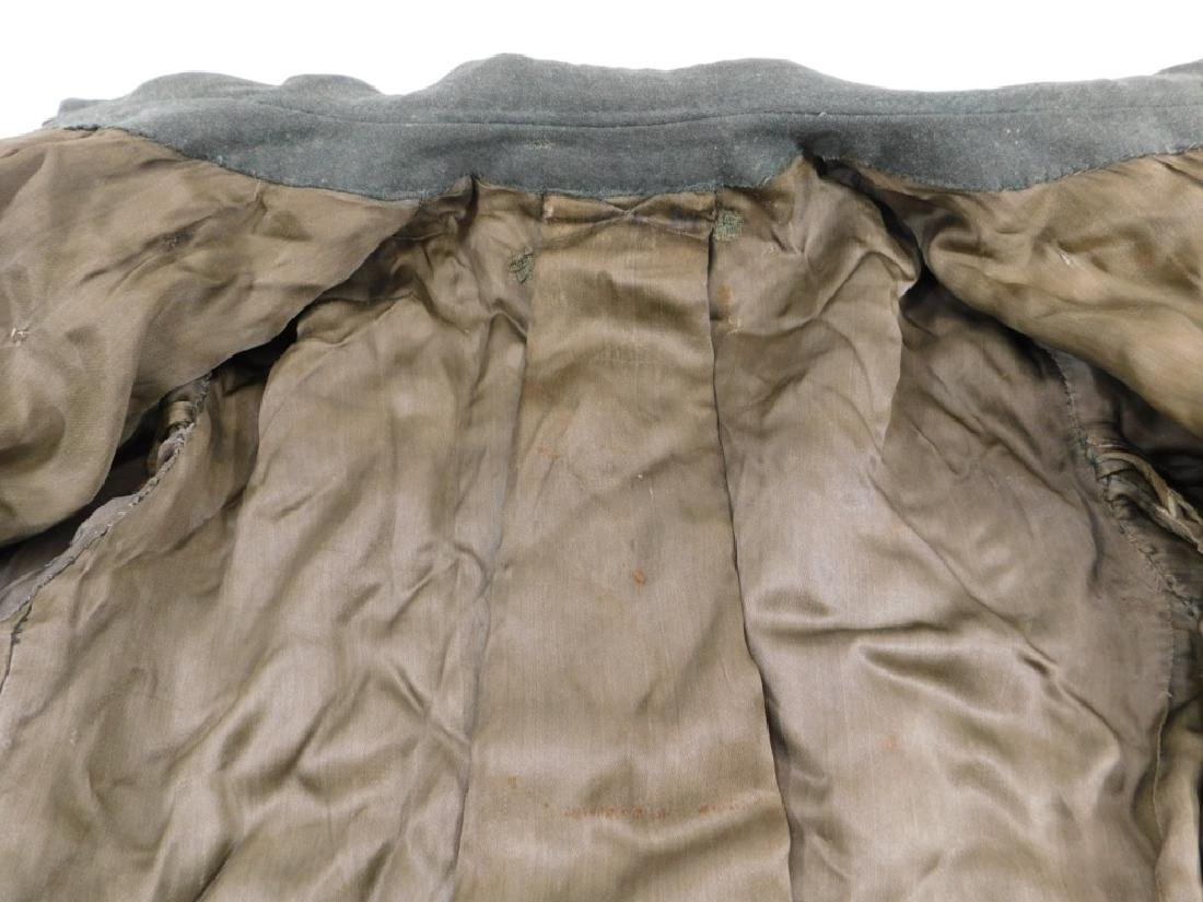 WWII German Army M40 Overcoat - 8