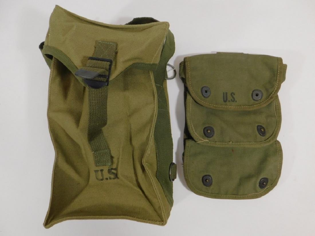 WWII U.S. Army Hand Grenade Pouch & Ammo Pouches