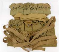 WWI US Army Hand Grenade Chest Pouch 2