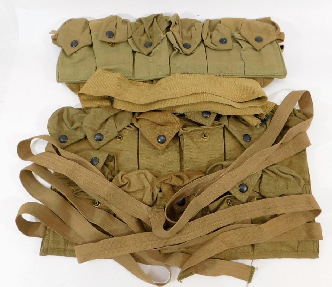 WWI U.S. Army Hand Grenade Chest Pouch (2)