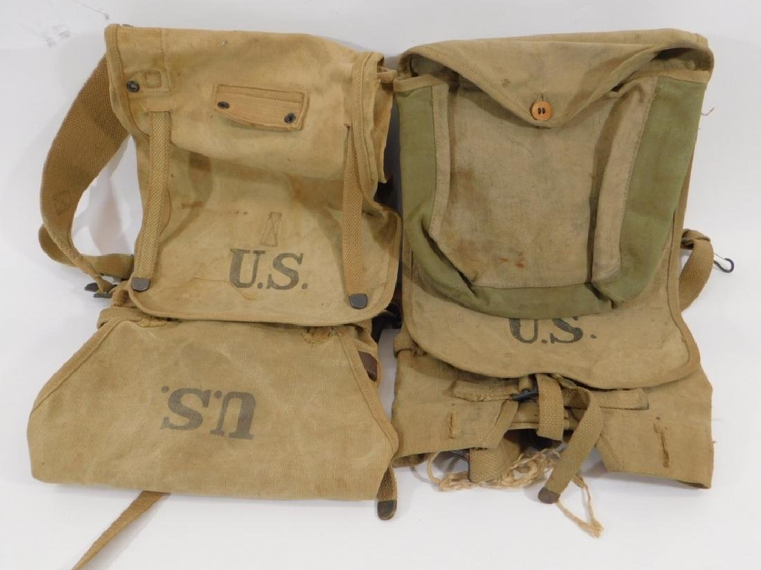 WWI U.S. Army M-1910 Haversack (2)