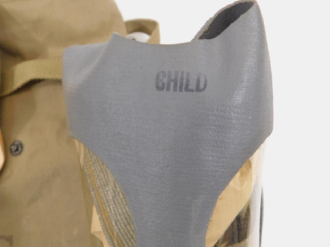 WWII Home Front Child's Gas Masks (2) - 7