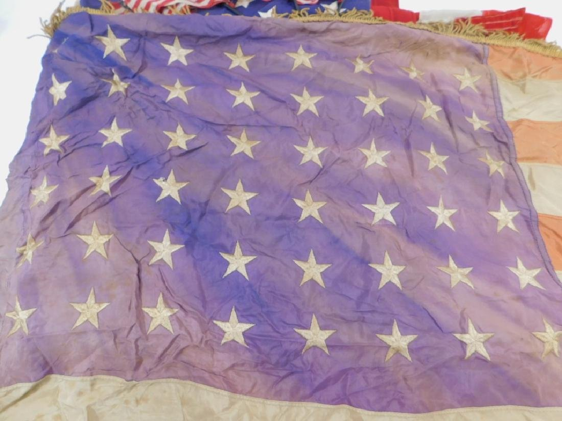 WWII - Present Day Collection of American Flags - 2