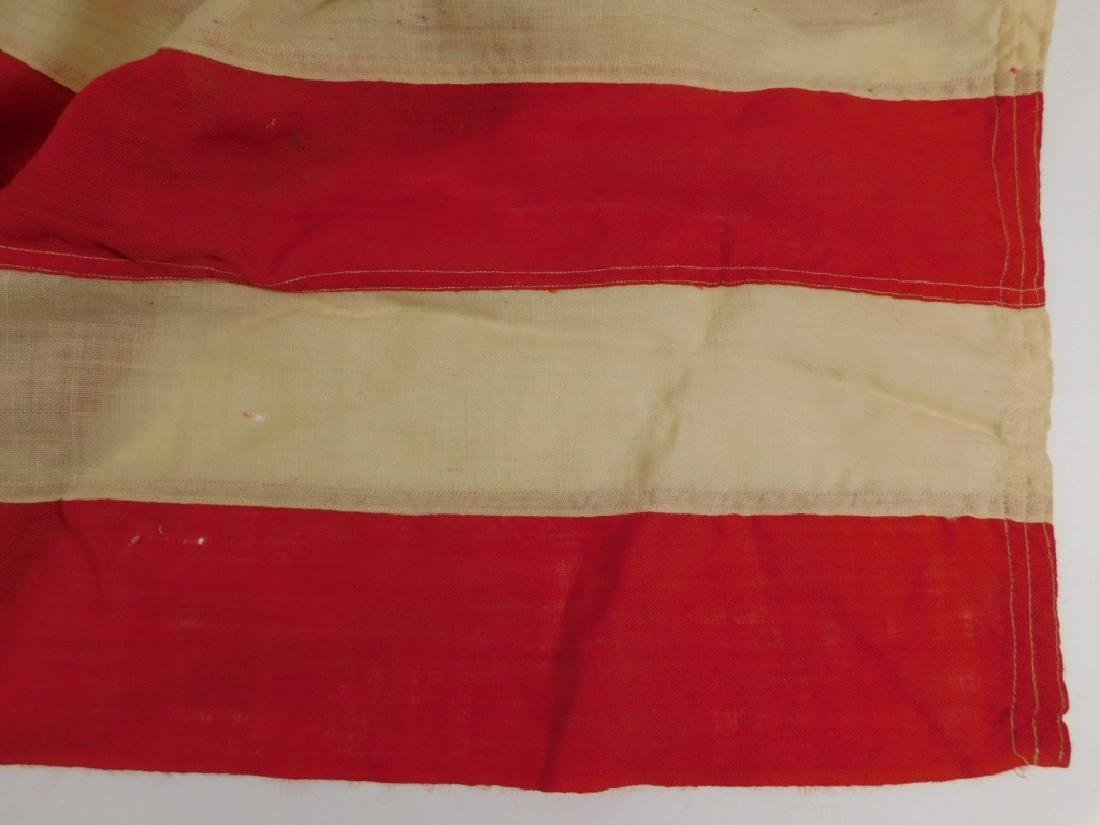 WWII - Present Day Collection of American Flags - 7