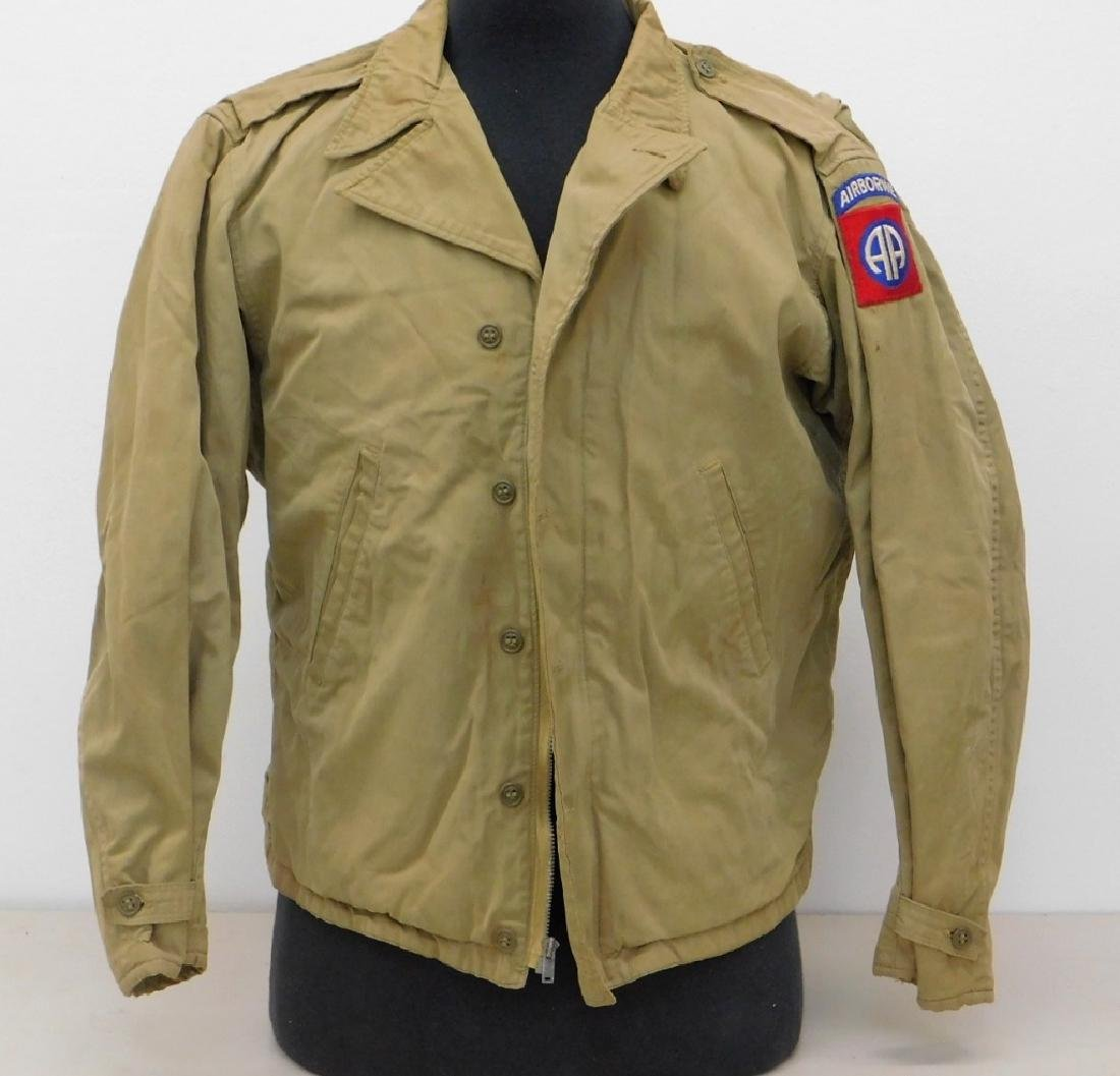 WWII 82nd Airborne Field Jacket 2nd Pattern