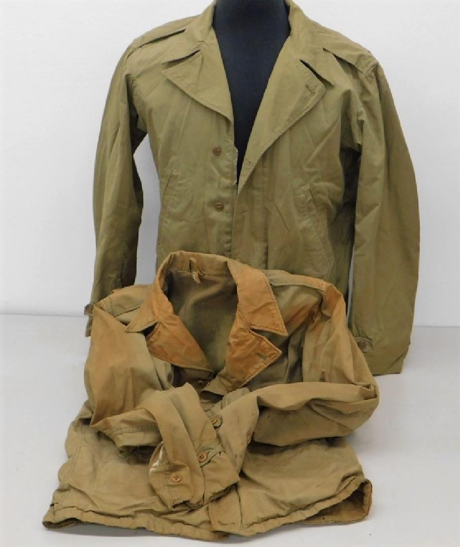 WWII U.S. Army Type 1941 2nd Pattern Field Jackets