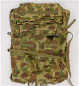 WWII US Army Camouflage Combat Jungle Pack