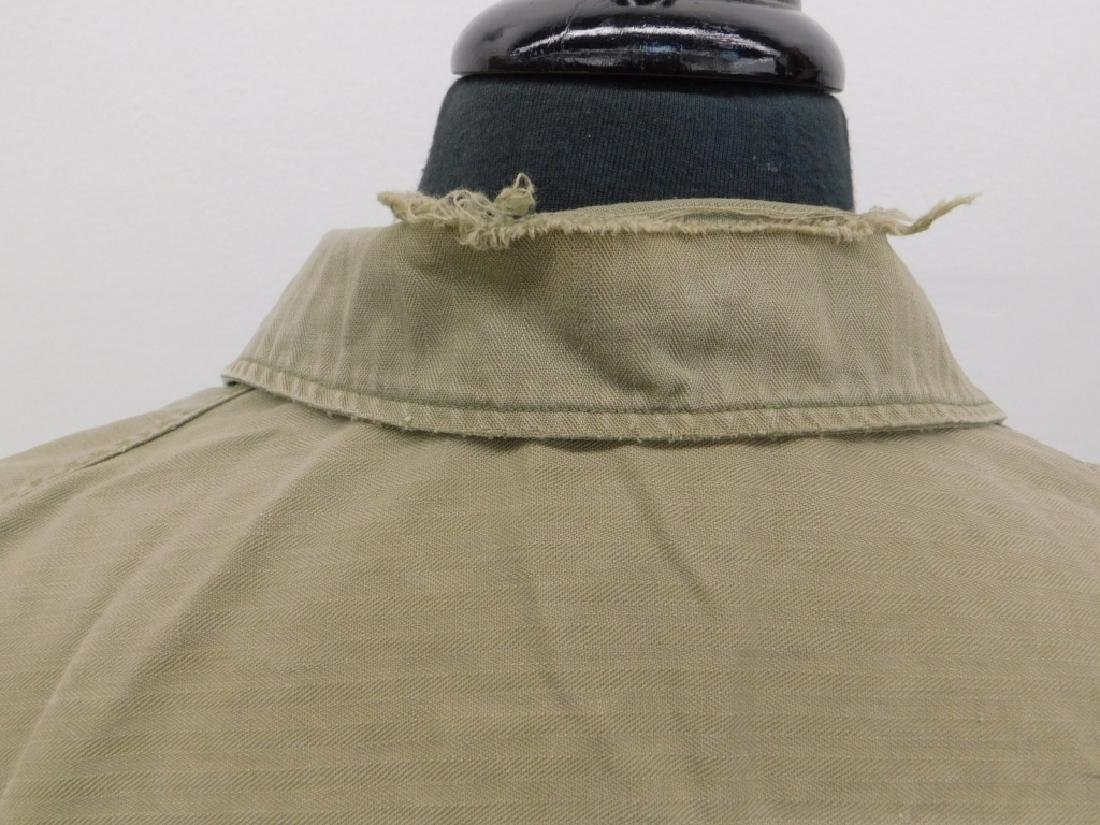 WWII U.S. Army HBT Combat Shirts and Pants - 4
