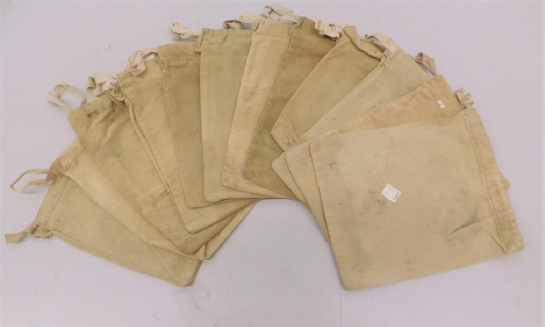 WWII U.S. Marine Corps Herringbone Bags (12)